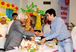 Dr APJ Abdul Kalam launched Kunal Kumar's film 'ORC Retreat Centre- An Oasis of Peace'