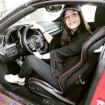 Giorgia Andriani Car Collection