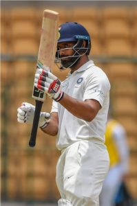Hanuma Vihari playing for India A