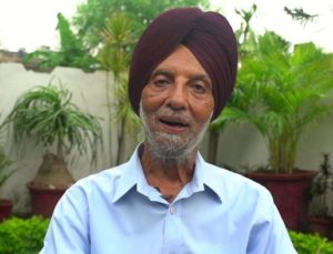 Harbinder Singh was also trained by Kishan Lal