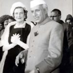Jawaharlal Nehru With His Alleged Girlfriend Edwina Mountbatten
