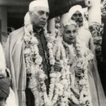 Jawaharlal Nehru With His Sister, Vijaya Lakshmi Pandit