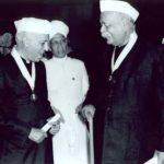 Jawaharlal Nehru was Awarded Bharat Ratna