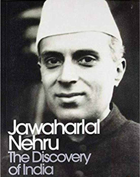 Jawaharlal Nehru's Book The Discovery of India