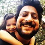 Jitendra Joshi With His Daughter