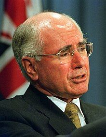 John Howard praised Don Bradman