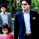 Jyotiraditya Scindia With His Children