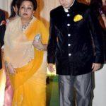 Jyotiraditya Scindia With His Mother