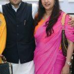 Jyotiraditya Scindia With His Sister