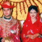 Jyotiraditya Scindia With His Wife