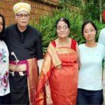 Kamla Advani With Her Children