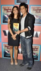 Kanika Dhillon book launch 'Bombay Duck is a Fish' with Shah Rukh Khan