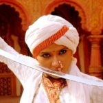 Kratika Sengar as Rani Lakshmibai in 'Jhansi Ki Rani' (2010-2011)