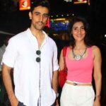 Kunal Kapoor with his sister