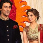 Kunal Kapoor with his wife Naina Bachchan