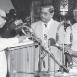M Karunanidhi Taking Oath As Chief Minister of Tamil Nadu In 1996