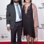Mayank Tewari With His Wife