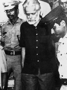 Nambi Narayanan Arrested During the Probe in the ISRO espionage Case