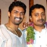 Nandamuri Harikrishna Sons Nandamuri Kalyan Ram (Left) and Janaki Ram (Right)