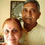 Neeraj Kabi's Parents