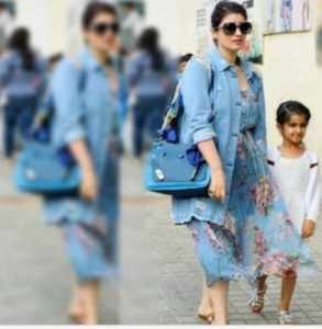 Nitara on a Movie Date With Her Mother Twinkle Khanna