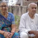 Parents of Rajiv Dixit