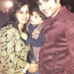 Pearl V Puri with his sister and nephew