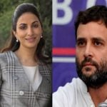 Rahul Gandhi had love affair with Noal Zaher