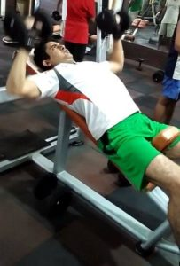 Rajeev Bhardwaj- Fitness Freak