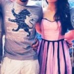 Shraddha Kapoor with Rohan Shrestha