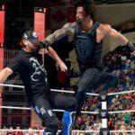 Roman Reigns - Superman Punch