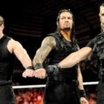 Roman Reigns - The Shield