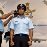 Sachin Tendulkar As Group Captain of The Indian Air Force