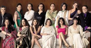 Sandeep Khosla and Abu Jani TV Show 'The First Ladies with Abu Sandeep'
