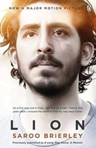 Saroo Brierley Movie Lion