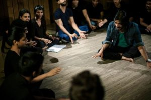 Saurabh Sachdeva In His Acting Academy (The Actor's Truth)