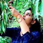 Sayali Sanjeev left wrist tattoo
