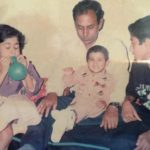 Shalini Pandey's Childhood Picture