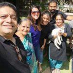 Shalini Pandey's Family