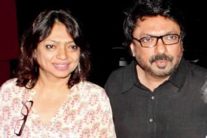 Sharmin Sehgal's mother, Bela Sehgal With Her Brother Sanjay Leela Bhansali