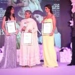 Shweta Bachchan Nanda with Ageless Beauty Award
