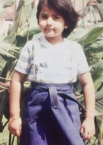 Soma Mangnaanii- Childhood Picture
