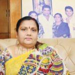 Sreelakshmi Sreekumar Second Step-Mother Shoba Sreekumar