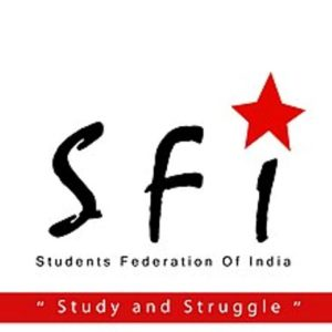 Student Federation of India Logo