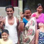 Swapna Barman's Family