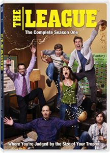 """The League"" starring Mark Duplass and his wife, Katie Aselton"