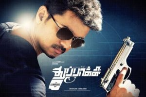 Thuppakki movie was made by AR Murugadoss