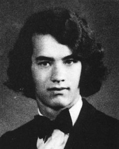 Tom Hanks in his youth