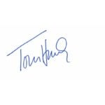 Tom Hanks signature