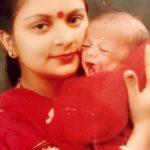 Vibhor Parashar's Mother